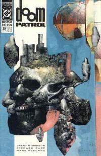 Cover Thumbnail for Doom Patrol (DC, 1987 series) #39