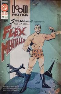 Cover Thumbnail for Doom Patrol (DC, 1987 series) #42