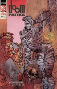 Cover Thumbnail for Doom Patrol (DC, 1987 series) #47