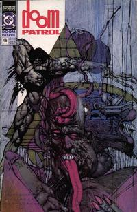 Cover Thumbnail for Doom Patrol (DC, 1987 series) #48