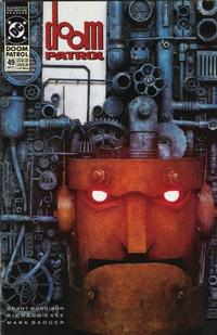 Cover Thumbnail for Doom Patrol (DC, 1987 series) #49