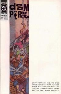 Cover Thumbnail for Doom Patrol (DC, 1987 series) #50
