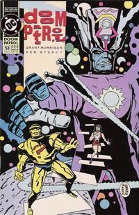 Cover Thumbnail for Doom Patrol (DC, 1987 series) #53