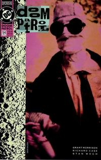 Cover Thumbnail for Doom Patrol (DC, 1987 series) #54
