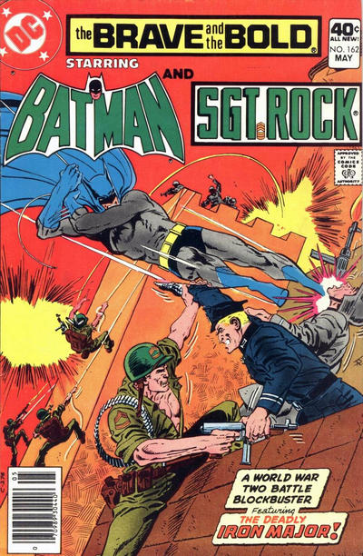 Cover for The Brave and the Bold (DC, 1955 series) #162