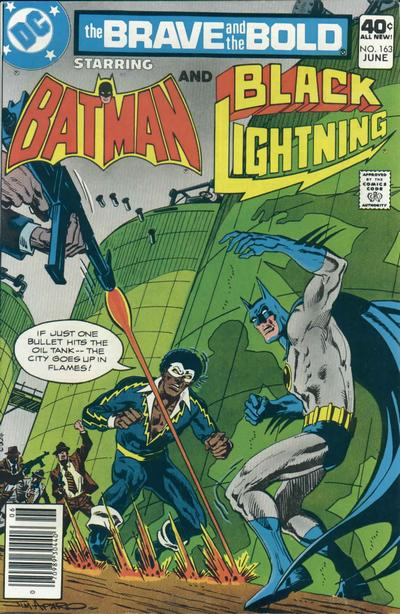 Cover for The Brave and the Bold (DC, 1955 series) #163