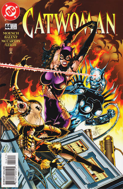 Cover for Catwoman (DC, 1993 series) #44