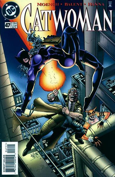 Cover for Catwoman (DC, 1993 series) #47