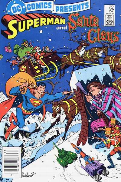 Cover for DC Comics Presents (DC, 1978 series) #67 [Direct]