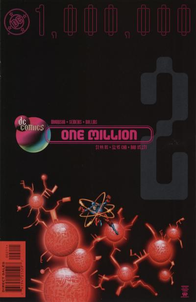 Cover for DC One Million (DC, 1998 series) #2