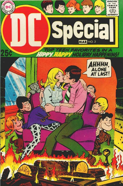 Cover for DC Special (DC, 1968 series) #2