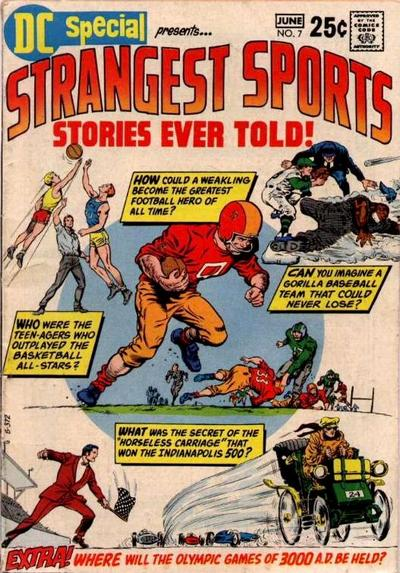 Cover for DC Special (DC, 1968 series) #7