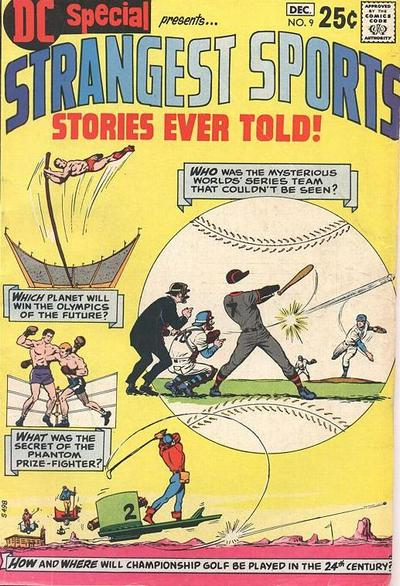 Cover for DC Special (DC, 1968 series) #9