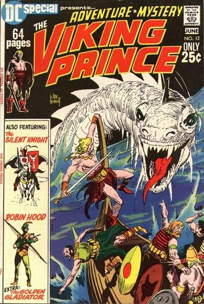 Cover for DC Special (DC, 1968 series) #12