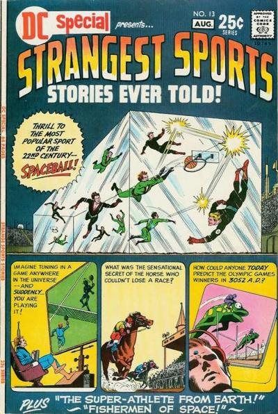 Cover for DC Special (DC, 1968 series) #13