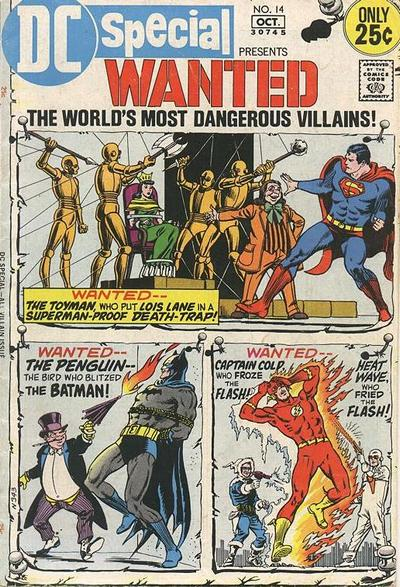 Cover for DC Special (DC, 1968 series) #14