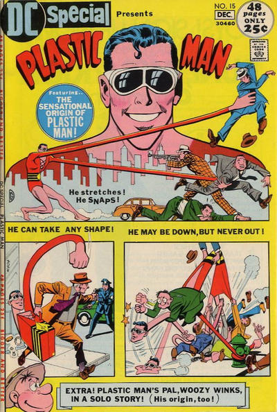 Cover for DC Special (DC, 1968 series) #15
