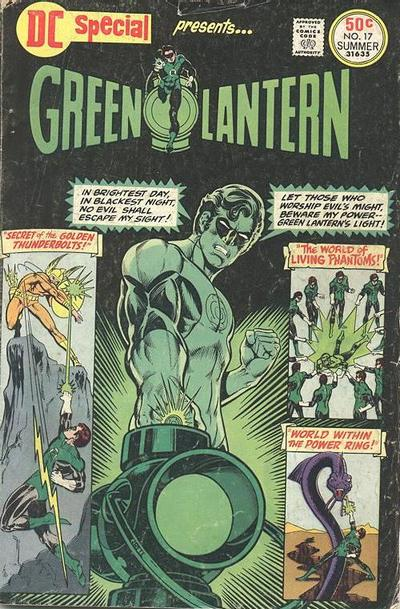 Cover for DC Special (DC, 1968 series) #17