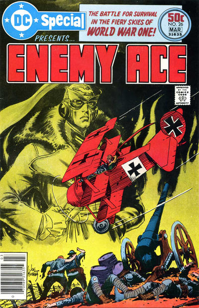 Cover for DC Special (DC, 1968 series) #26