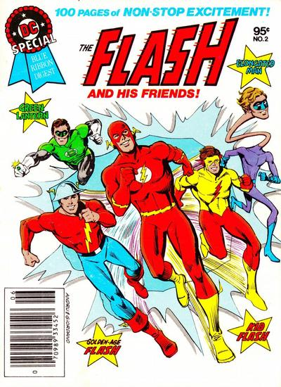 Cover for DC Special Blue Ribbon Digest (DC, 1980 series) #2