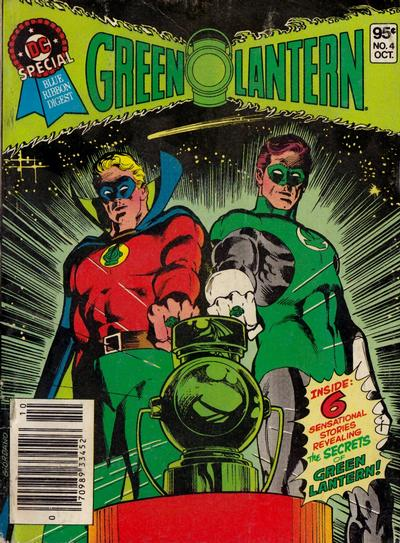 Cover for DC Special Blue Ribbon Digest (DC, 1980 series) #4