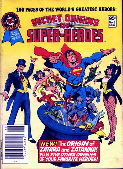 Cover for DC Special Blue Ribbon Digest (DC, 1980 series) #5 [Newsstand]