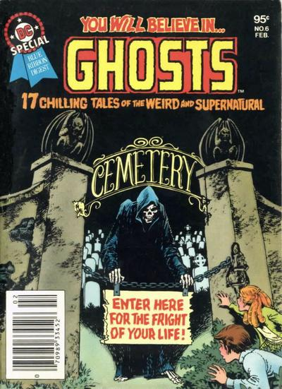 Cover for DC Special Blue Ribbon Digest (DC, 1980 series) #6 [Direct]