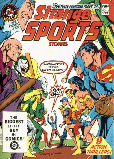 Cover for DC Special Blue Ribbon Digest (DC, 1980 series) #13 [Direct]