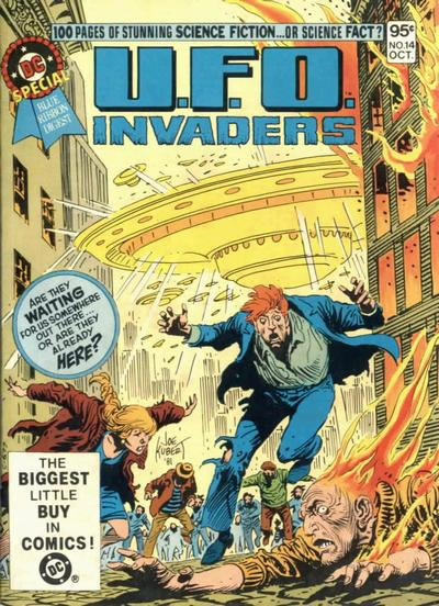 Cover for DC Special Blue Ribbon Digest (DC, 1980 series) #14 [Newsstand]