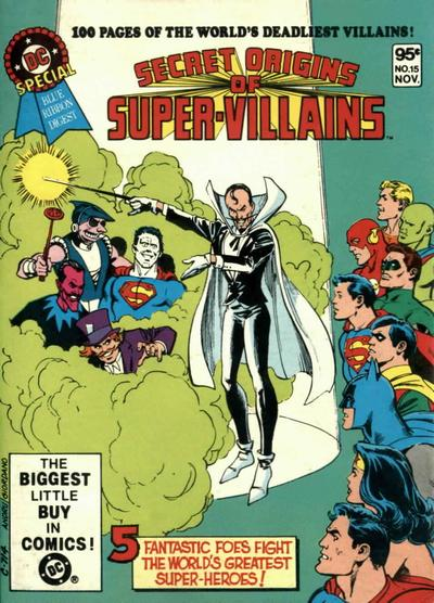 Cover for DC Special Blue Ribbon Digest (DC, 1980 series) #15 [Newsstand]