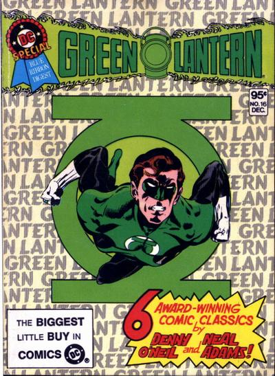 Cover for DC Special Blue Ribbon Digest (DC, 1980 series) #16 [Direct]