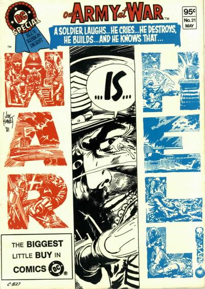 Cover for DC Special Blue Ribbon Digest (DC, 1980 series) #21 [Newsstand]