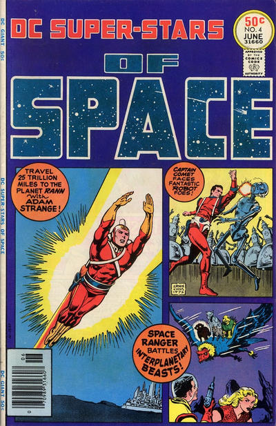 Cover for DC Super Stars (DC, 1976 series) #4