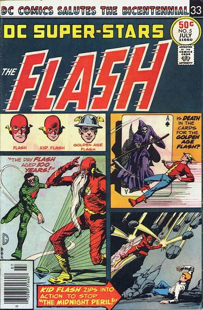 Cover for DC Super Stars (DC, 1976 series) #5
