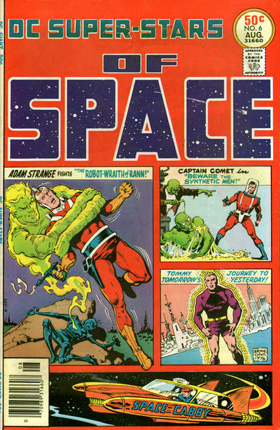 Cover for DC Super Stars (DC, 1976 series) #6