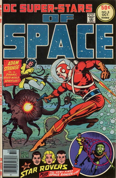 Cover for DC Super Stars (DC, 1976 series) #8
