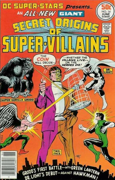 Cover for DC Super Stars (DC, 1976 series) #14