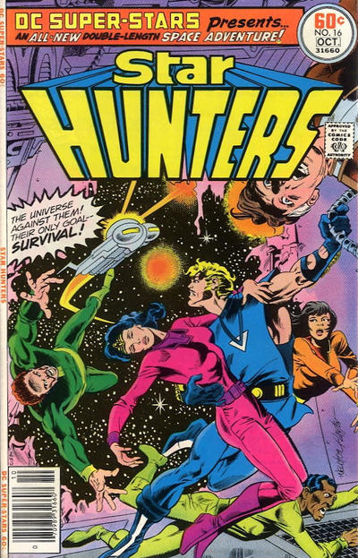 Cover for DC Super Stars (DC, 1976 series) #16