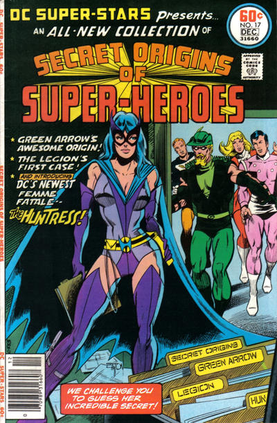 Cover for DC Super Stars (DC, 1976 series) #17