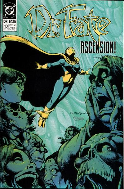 Cover for Doctor Fate (DC, 1988 series) #13