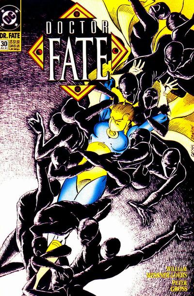 Cover for Doctor Fate (DC, 1988 series) #30