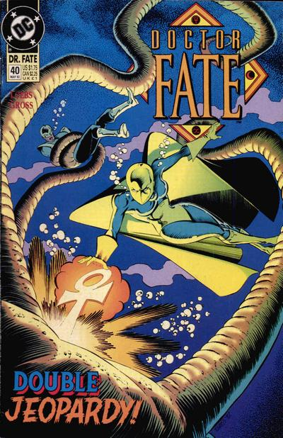 Cover for Doctor Fate (DC, 1988 series) #40