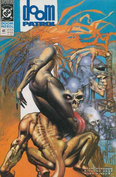 Cover for Doom Patrol (DC, 1987 series) #41