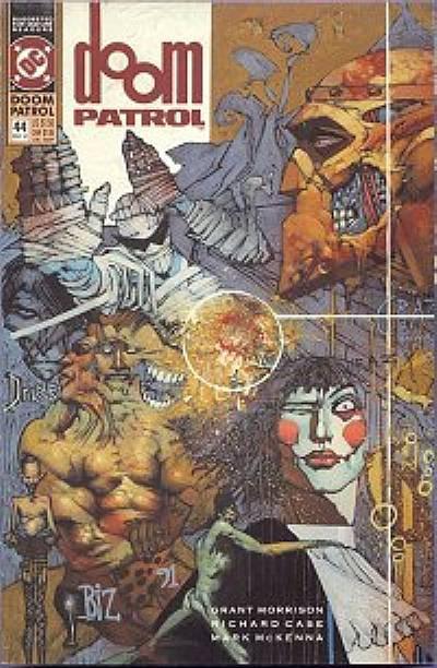 Cover for Doom Patrol (DC, 1987 series) #44
