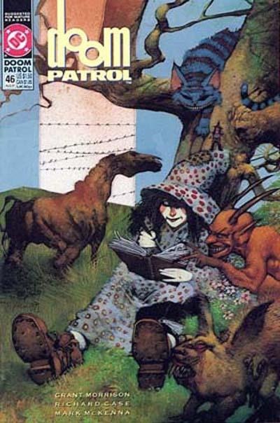 Cover for Doom Patrol (DC, 1987 series) #46