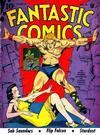 Cover for Fantastic Comics (Fox, 1939 series) #4