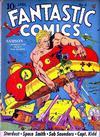 Cover for Fantastic Comics (Fox, 1939 series) #5