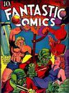Cover for Fantastic Comics (Fox, 1939 series) #6