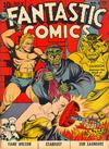 Cover for Fantastic Comics (Fox, 1939 series) #8