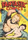 Cover for Fantastic Comics (Fox, 1939 series) #9